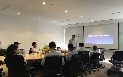 Enterprise Communication and Digital Collaboration Platform